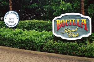 Bocilla Marina Useppa Shore Port Bookelia Florida