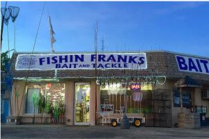 Chum bait shop Port Charlotte Florida