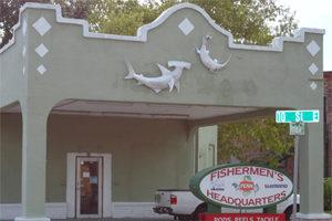 Fisherman's Headquarters in Bradenton Florida
