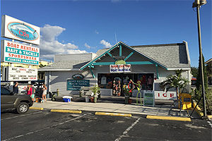 Sarasota Florida tackle shop near siesta key